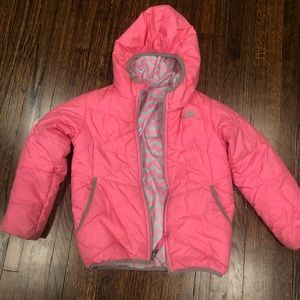 Girl's Size 6 North Face Jacket